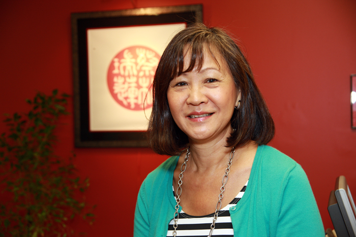 Lillian Tsai Cross Cultural Consultant and Team Member of Jeremy Solomons & Associates